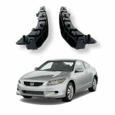 For 2008 2012 Honda Accord Sedan Front Bumper Retainer Bracket Support 2pcs Fits 2008 Honda Accord