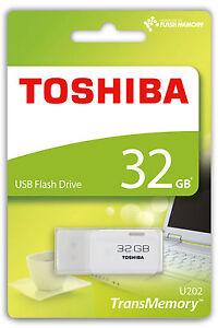 Toshiba-32GB-USB-Stick-2-0-Speicherstick-32-GB-Flash-Disk-Drive
