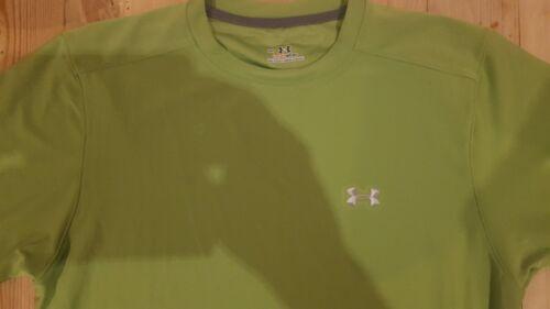 Under Armour Short Sleeve Technical T Shirt Green S-XL 1203853