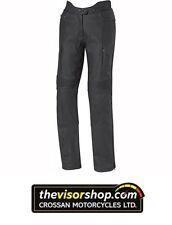 """HELD """"VANESSA II"""" Ladies Motorcycle Leather Trousers/Jean Black EU38 UK10"""