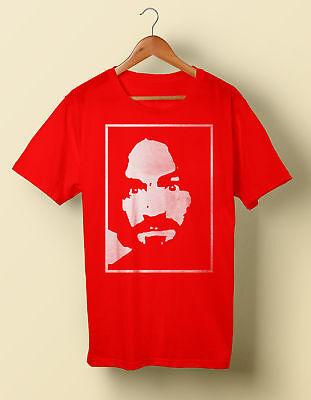 Charles Manson CHARLIE DON/'T SURF t-shirt shirt guns n/' roses Available 5 Color