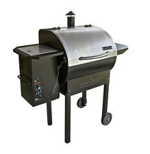 Camp Chef SmokePro Stainless DLX Pellet Grill