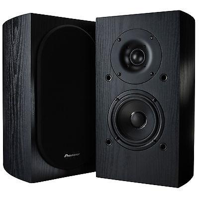 """Pioneer SP-BS22-LR 4"""" 2-Way Booskhelf Speaker Pair"""