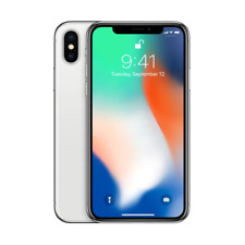 APPLE IPHONE X 256GB SILVER ARGENTO BIANCO NUOVO GARANZIA 24 MESI 256 GB