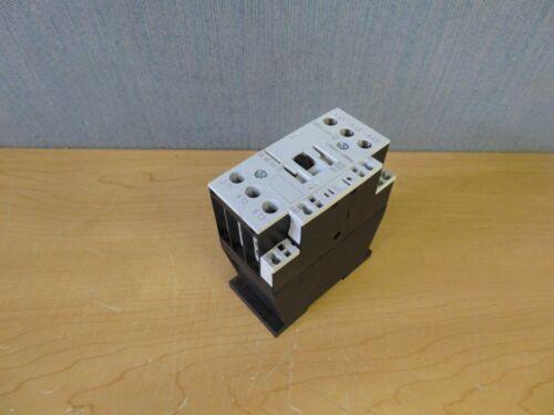 16001 Moeller DIL MC25-10 Contactor Coil 110//120VAC 3PH 600V 40A Max
