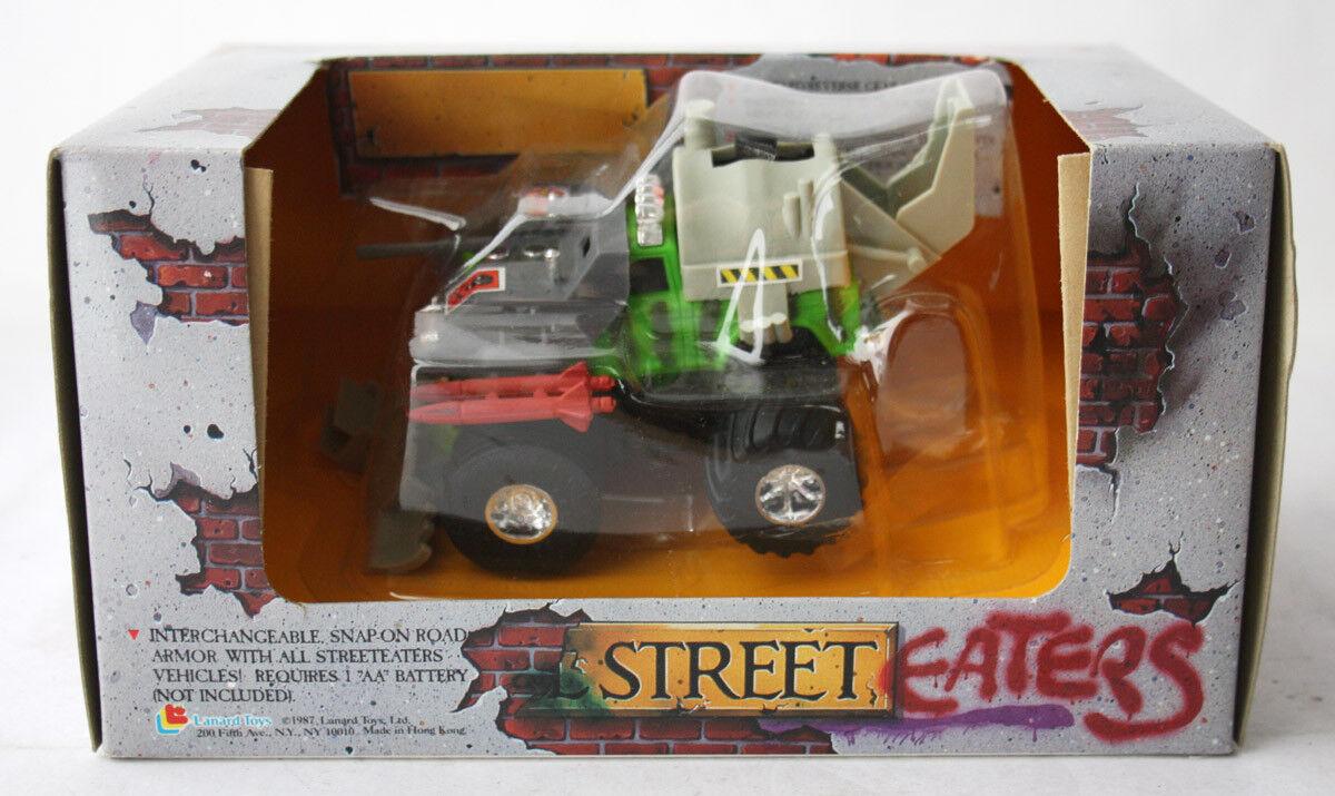 Rara Vintage 1987 Street caprichosos + Figura Gato Alley Lanard Juguetes Nuevo Sellado