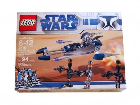 NEU//OVP 8015 LEGO Star Wars Assassin Droids Battle Pack new//sealed