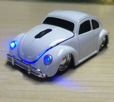 3D Wireless Volkswagen VW beetle car optical mouse Mice for PC/Laptop Xmas gift