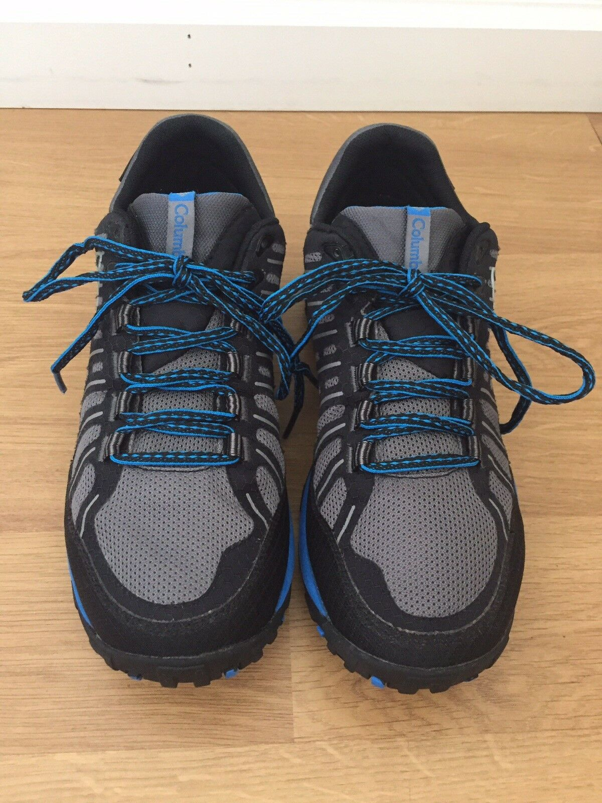 Columbia Techlite Omni-Tech Waterproof Breathable Mens Athlete schuhe Größe 8.5