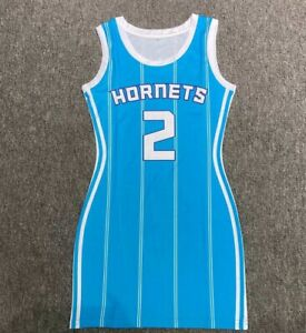 Charlotte Hornets Nba Jersey Dress Ebay