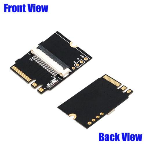 WiFi Wireless Adpater FPC Cable M.2 NGFF Key A//E//A+E to Mini PCI-E Adapter