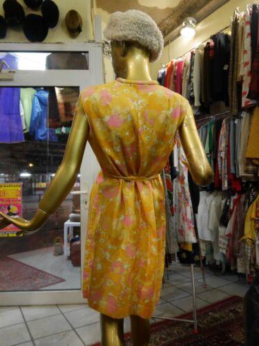 Verano Floral Vestido De M Shift Vestido Arnel 60s WwtSqgYS