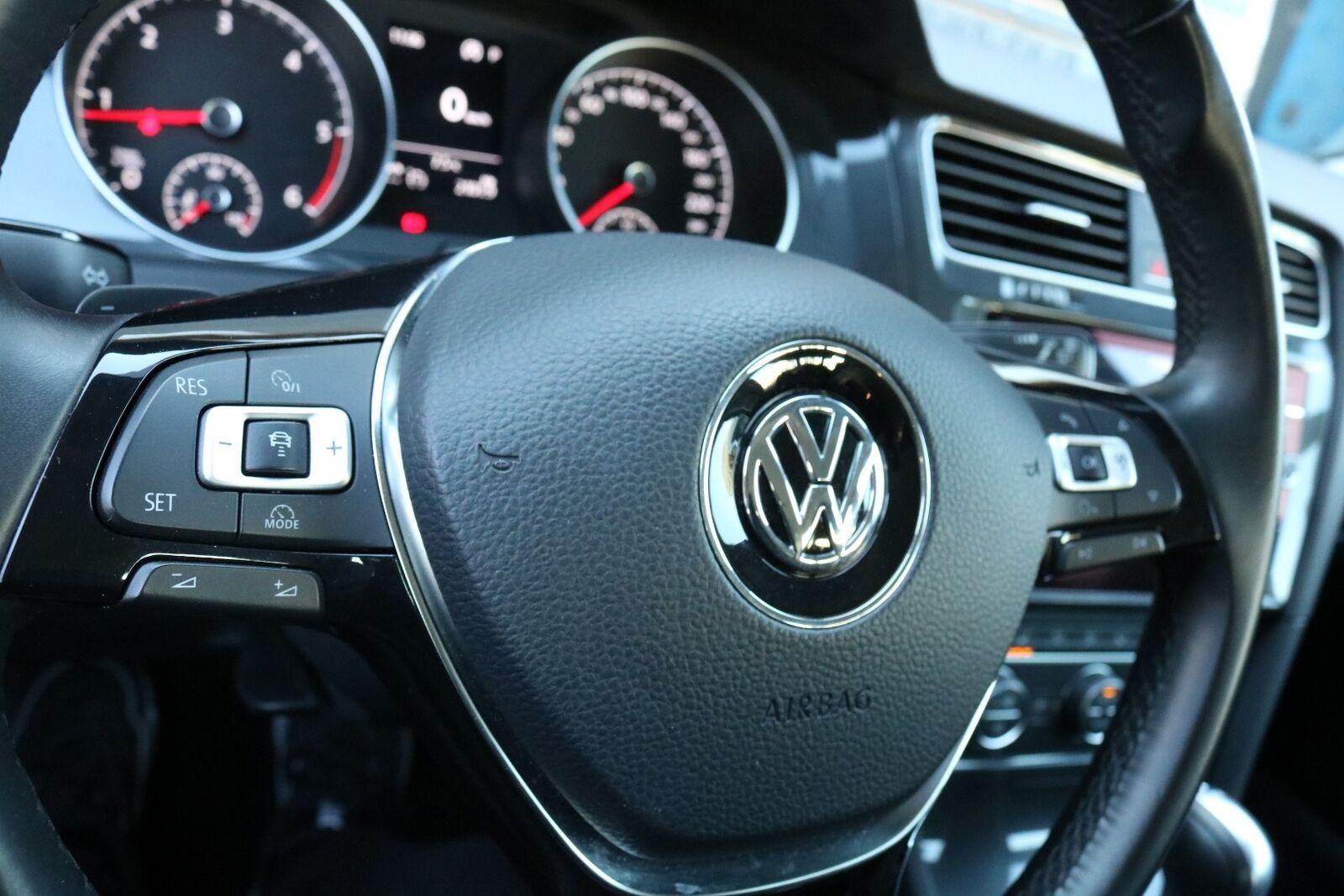 VW Golf VII TDi 115 Comfortline DSG