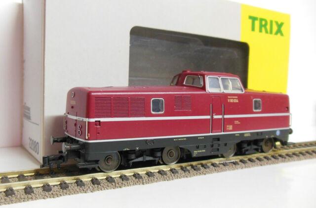Trix 22080 - BR V 80 DB - Guss - Digital DCC / SX - OVP - fast TOP