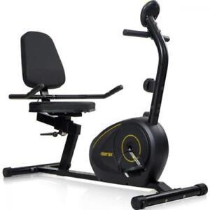 8e53308885e Merax RB1020 Magnetic Exercise Bike - Black