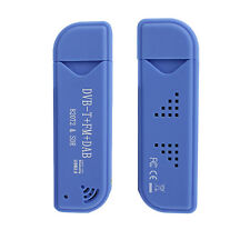 USB2.0 Digital DVB-T SDR+DAB+FM HDTV TV Tuner Receiver Stick RTL2832U+R820T2 Neu