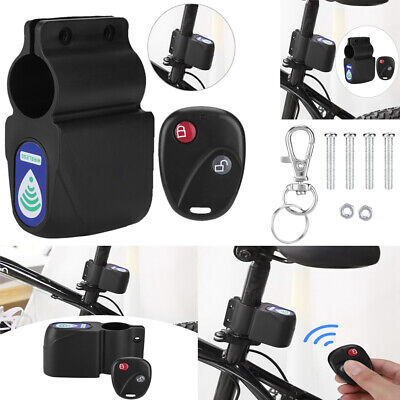 Bicycle Lock Anti-theft Remote Control For Mountain Road Bike Security Lock HA