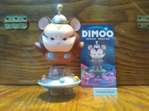 Pop Mart Dimoo Space Travel Mini Figure UFO Boy
