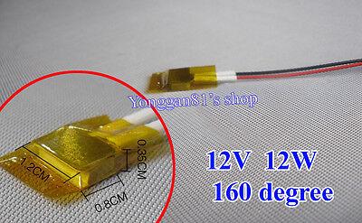 PTC Ceramic Heating Element 12V 160℃ 12W Consistant Temperature Thermostatic