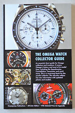Omega Collector Watch Book Seamaster 007 De Ville Speedmaster Great Gift for Dad