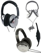 HQ HP137HF FULL SIZE HIFI TYPE STEREO HEADPHONES