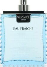 Versace Eau Fraiche by Versace for Men EDT Cologne Spray 3.3 oz.-Tester NEW