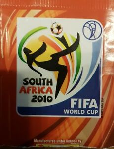 FIFA WORLD CUP SOUTH AFRICA 2010 X5O LOOSE STICKERS