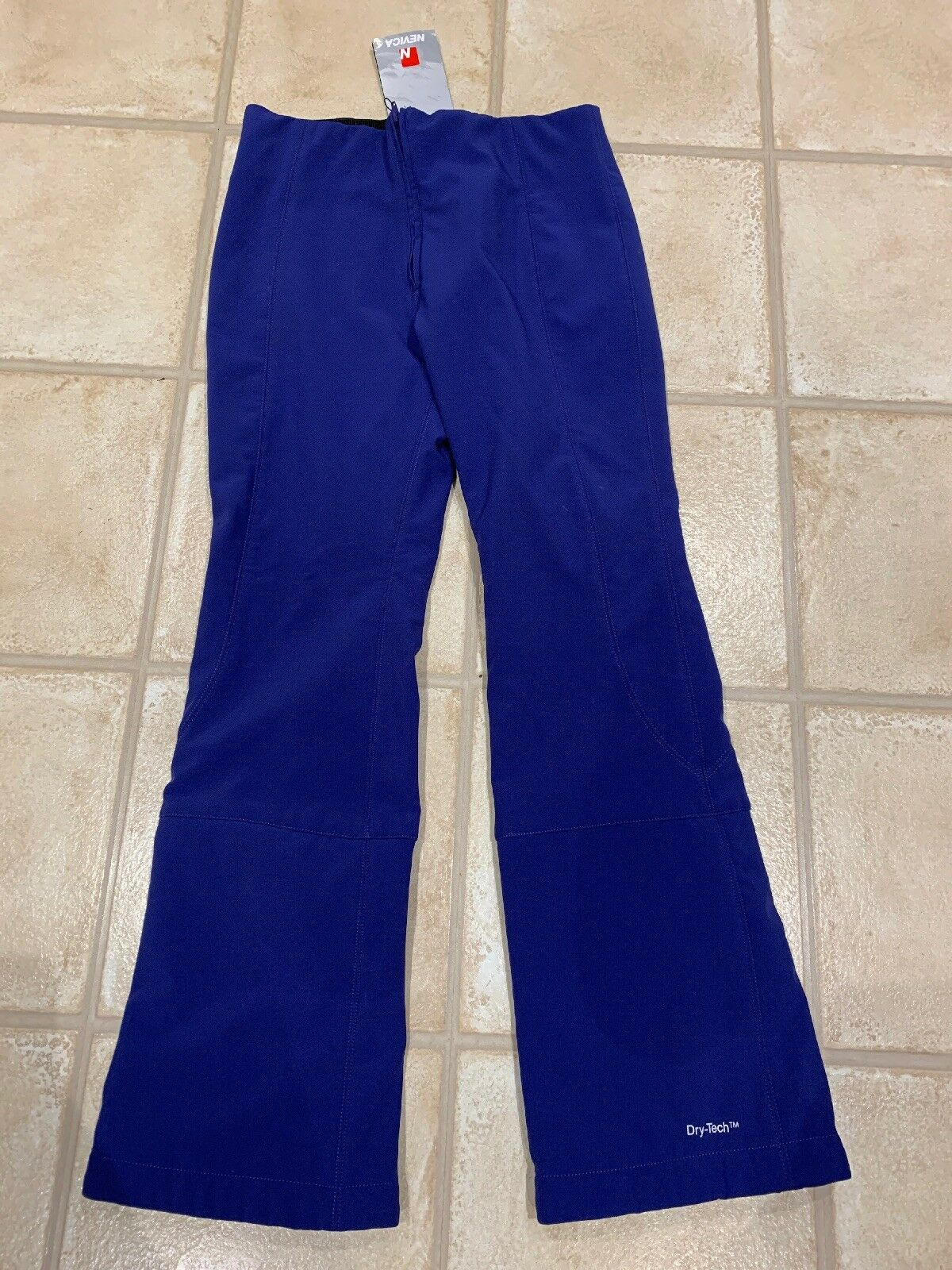 BNWT NEVICA Ginger Ski Pant Ladies Purple bluee Size 14 Large RRP