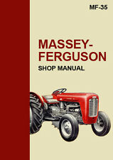 genuine massey ferguson 188 workshop manual ebay rh ebay co uk Massey Ferguson 285 massey ferguson 185 workshop manual pdf