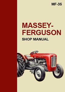 mf35 repair manual