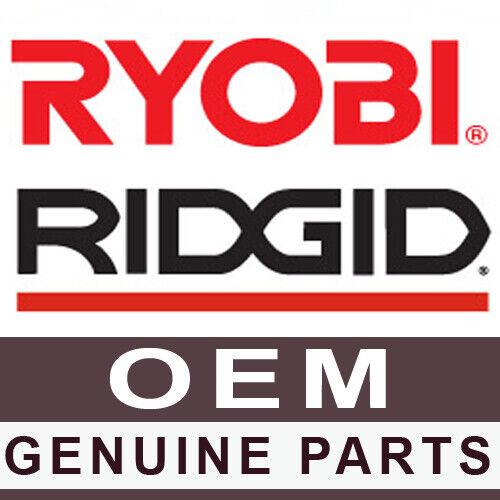 Brush in Genuine Factory Package RIDGID RYOBI OEM 019376001107 ASS/'Y