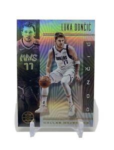 Luka-Doncic-Dallas-Mavericks-Panini-Illusions-Refractor-2019-20-Basketball-Card
