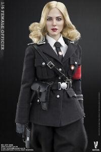 """VERYCOOL VCF-2036 1:6th Female Officer Pistol Holster model For 12/"""" Figure"""
