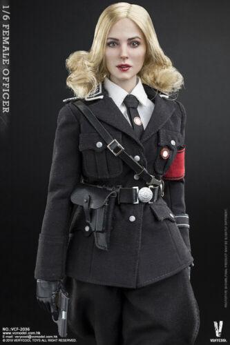 VERYCOOL1//6 VCF-2036 Female Officer 2.0 Action Figure  body Uniform Toys Presale