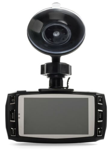 USED Black Box G1W-X Dashboard Dash Cam Ultra Wide 170° 4X Zoom 6G Glass Le..