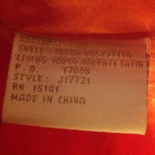Jones New York York York Peach Small Coat 7c371e