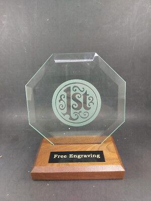 Skittles Trophy Award 120mm FREE Engraving
