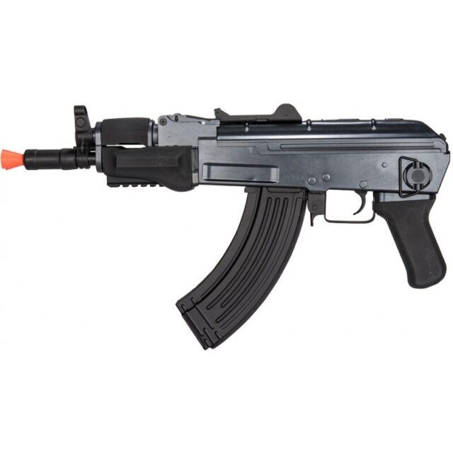 Uk Arms G28s Galaxy Beta Ak47 Carbine Aeg Airsoft Gun Black 31516 For Sale Online Ebay