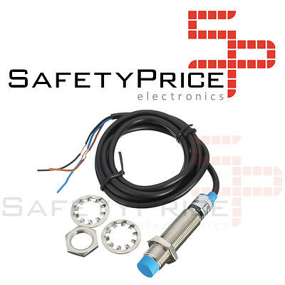 M12 Sensor Proximidad Inductivo PNP DC 6-36V DC LJ12A3-4-Z//BY 3D Impresora SP00