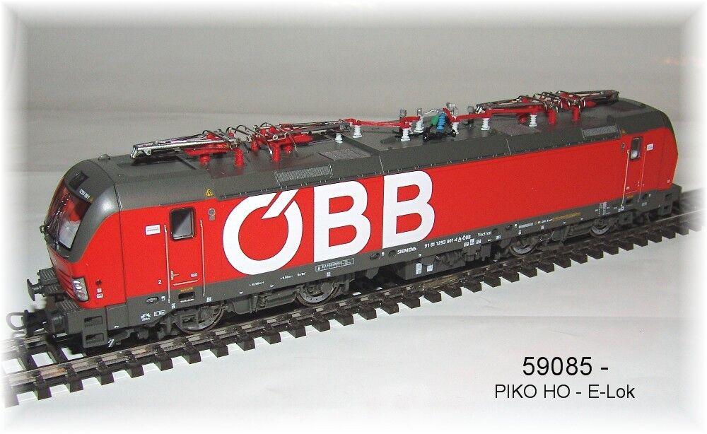 PIKO 59085-Elektrolok Vectron ÖBB di corrente alternata Novità Versione 2018
