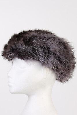 Vintage Genuine Canadian Stile Cappello Di Pelliccia Unisex Cosacco Inverno Fumo Uk M-hat184-mostra Il Titolo Originale Prezzo Di Liquidazione