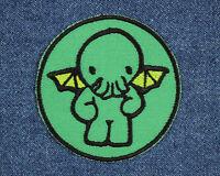 Cute Cthulhu Patch - Chibi Cthulhu Patch - Baby Cthulhu Patch - Kawaii Cthulhu