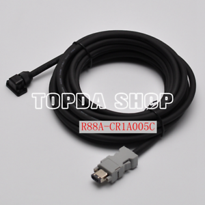 image is loading 1pc-omron-r88a-cr1a005c-servo-coded-wiring-harness-