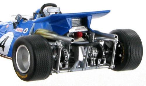 Spark s1608 MATRA MS84   4 British GP 1969-Jean-Pierre 1969-Jean-Pierre 1969-Jean-Pierre Beltoise, échelle 1 43, 9be5df