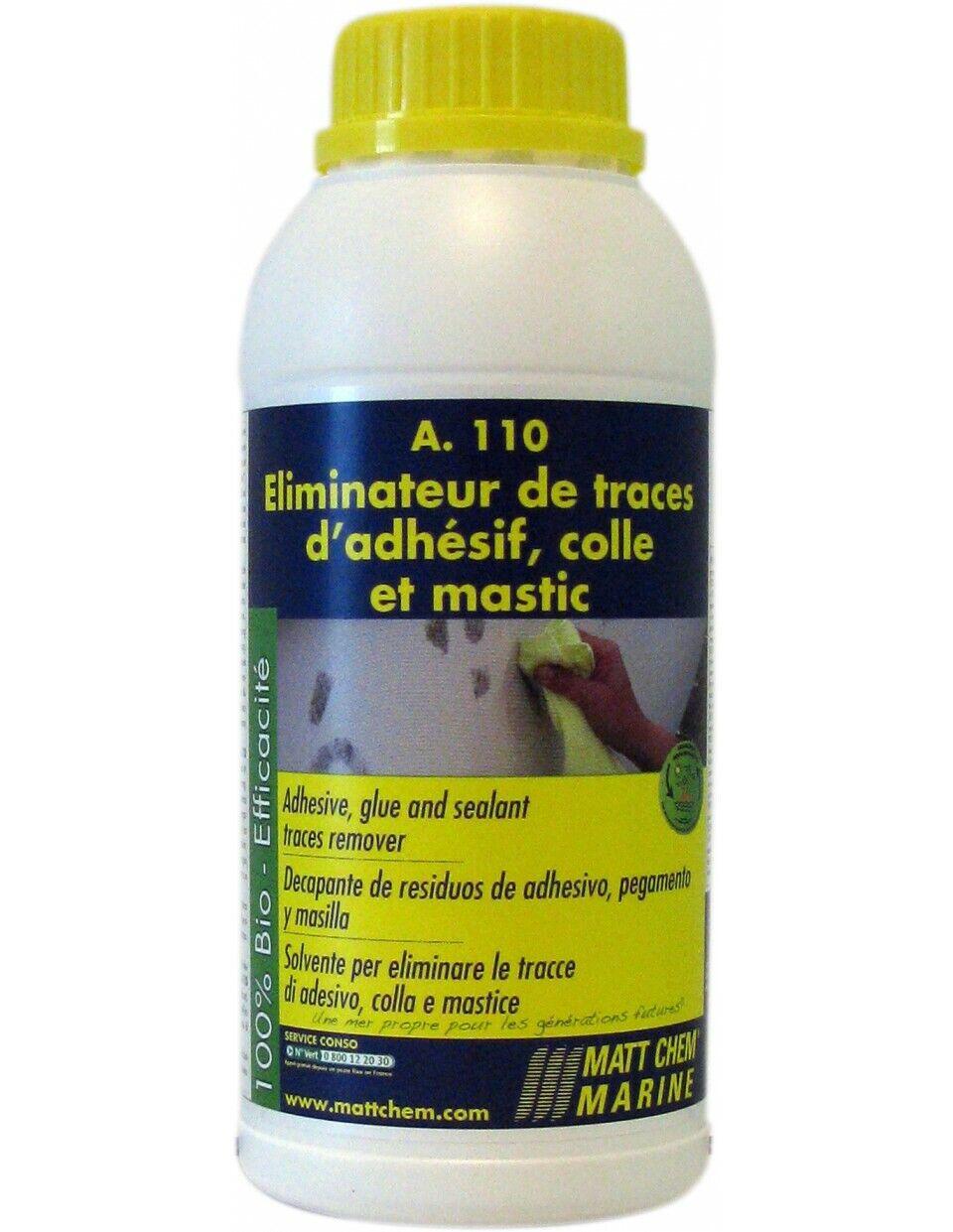 A.110 ELIMINATOR OF TRACE D 'ADHESIVE ET DE GLUE MATT CHEM 949M.0.5