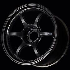 Advan RG-D2 Semi Gloss Black wheels
