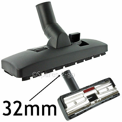 32mm Hoover Vacuum Cleaner Floor Tool Nozzle With Brush Head Adjustor