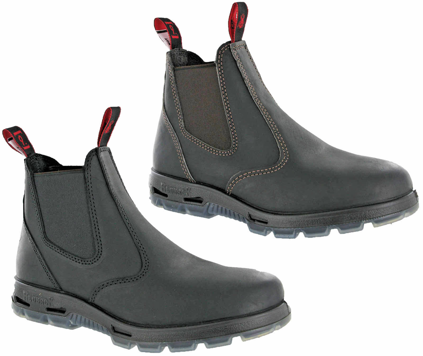 ROTback Leder Chelsea Dealer Non Safety Dress  Uomo Uomo Uomo Work Stiefel UK6-12 8b74bb