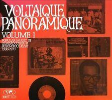 VARIOUS ARTISTS - VOLTAIQUE PANORAMIQUE, VOL. 1: POPULAR MUSIC IN OUAGADOUGOU &