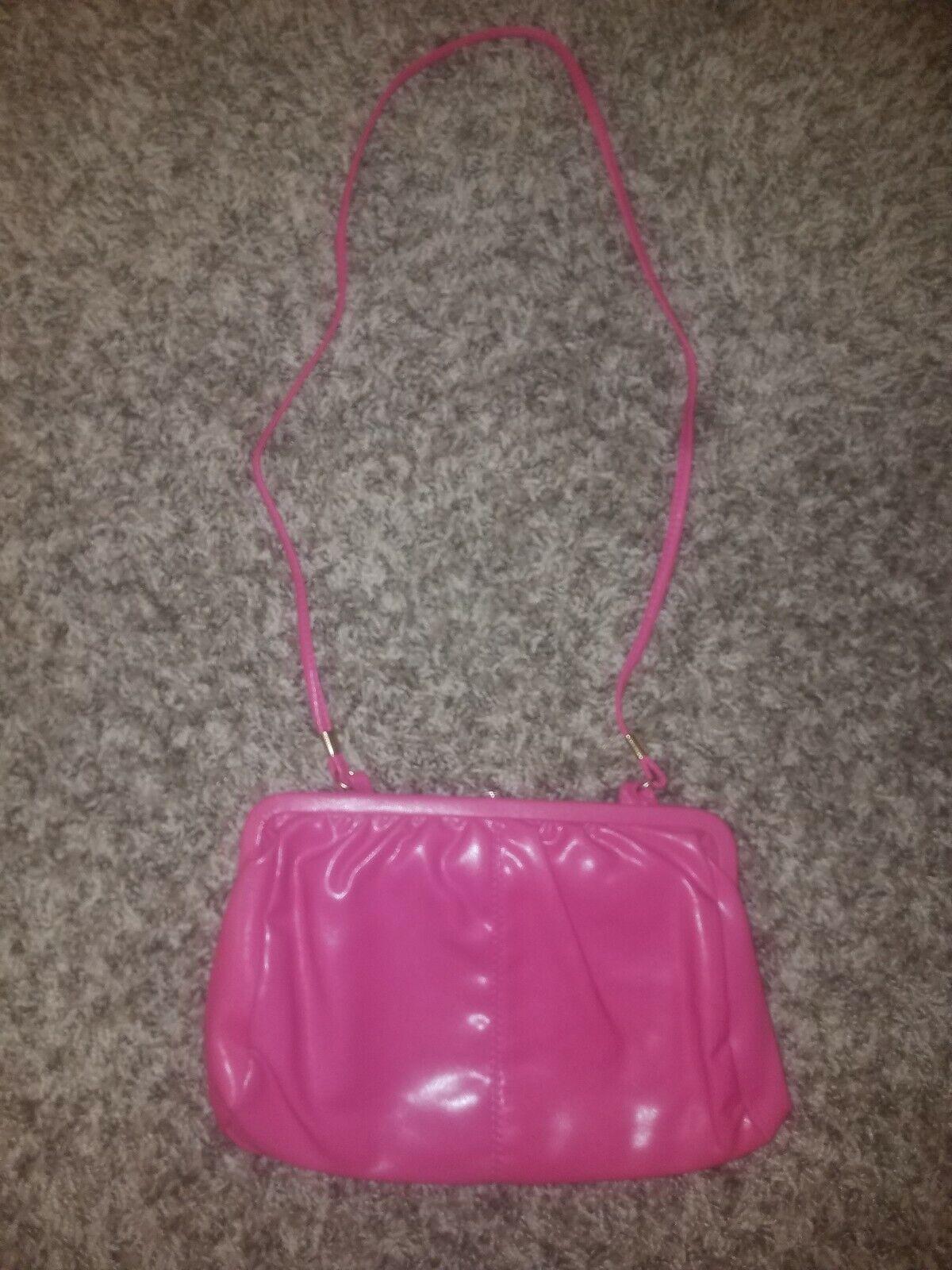 Summerfield Pink Purse Wallet Coin Bag
